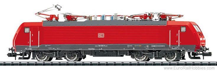 Minitrix 16893 DB AG Class 189 Multiple System Electric Loco