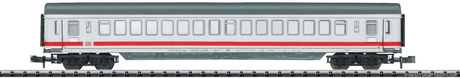 Minitrix 18051 Hobby IC Express Train Passenger Car, 1st Cla