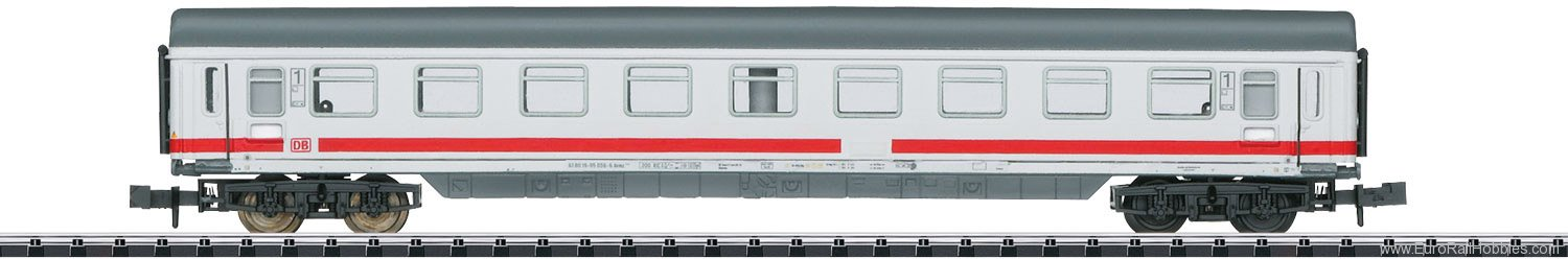 Minitrix 18052 Hobby IC Express Train Passenger Car, 1st Cla