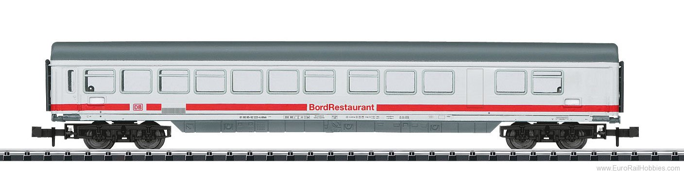 Minitrix 18053 DB AG Hobby IC Bord-Restaurant Dining Car