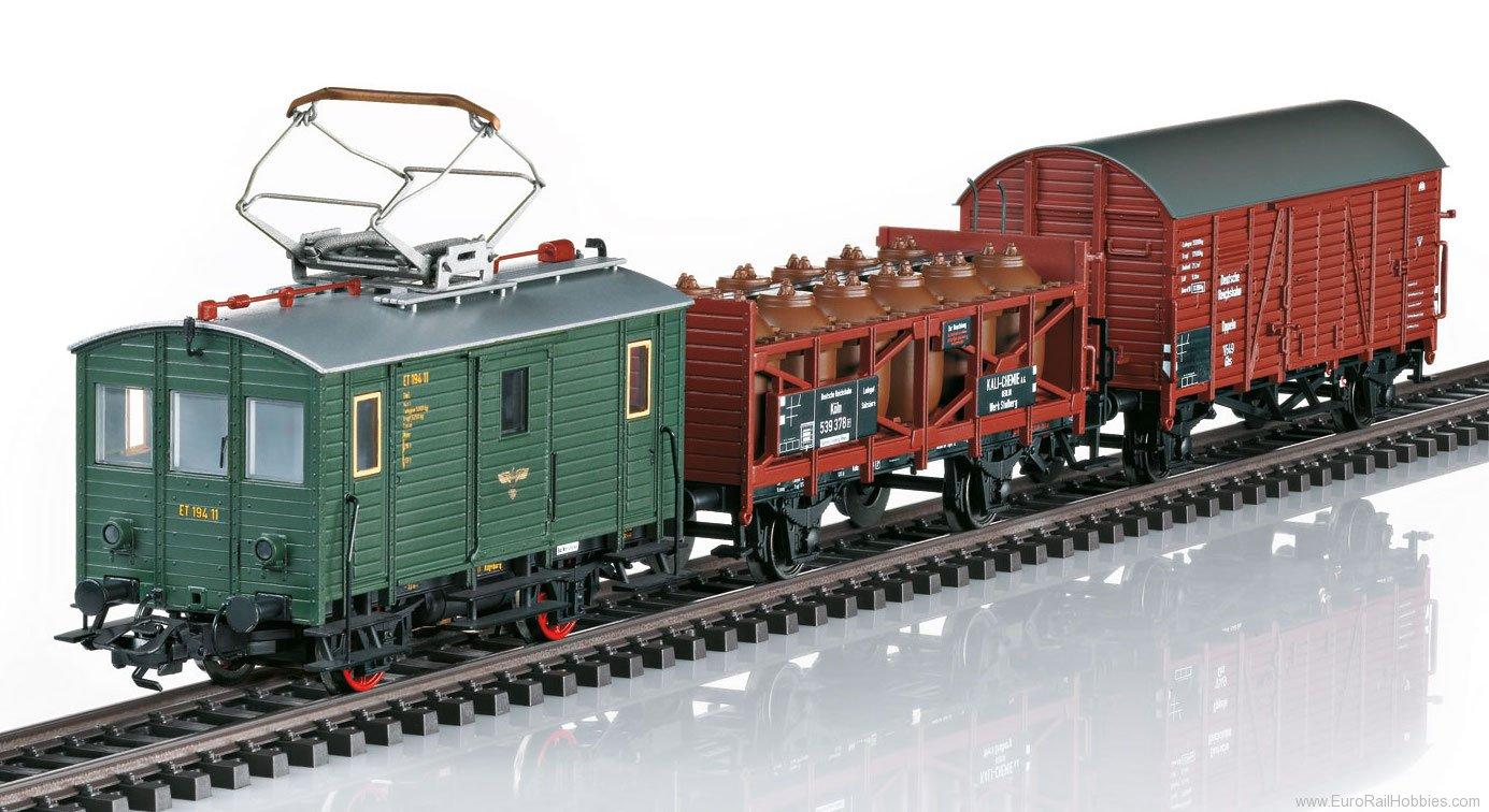 Electric Power Rail : Trix ho drg cl et electric powered rail