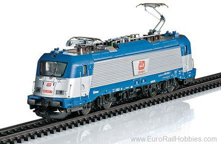 Trix 22196 CD cl 380 (Å koda Type 109 E) Electric Loco