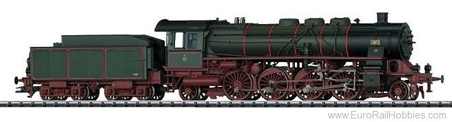 Trix 22238 DRG Class P10 Steam Passenger Locomotive