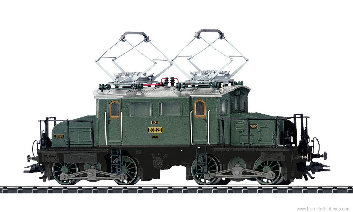 Trix 22269 Bavarian cl EG 2x2/2 Electric Locomotive, w/M