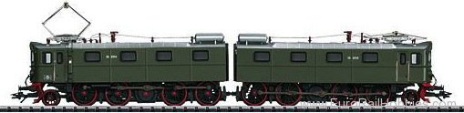 Trix 22274 NSB Class El 12 Heavy Ore Locomotive (New Too