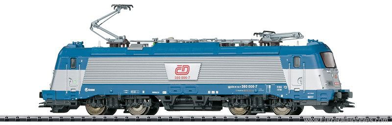 Trix 22284 CD cl 380 (Å koda Type 109 E) Electric Loco