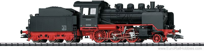 Trix 22324 DB cl 24 Steam Locomotive, DCC/MFX w/Sound