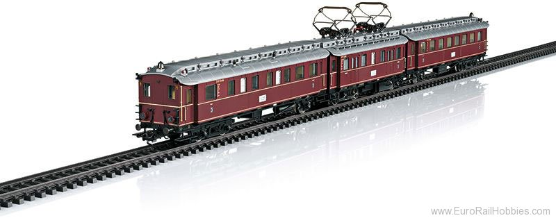 Trix 22738 DB cl ET 87 Electric Powered Rail Car Train,