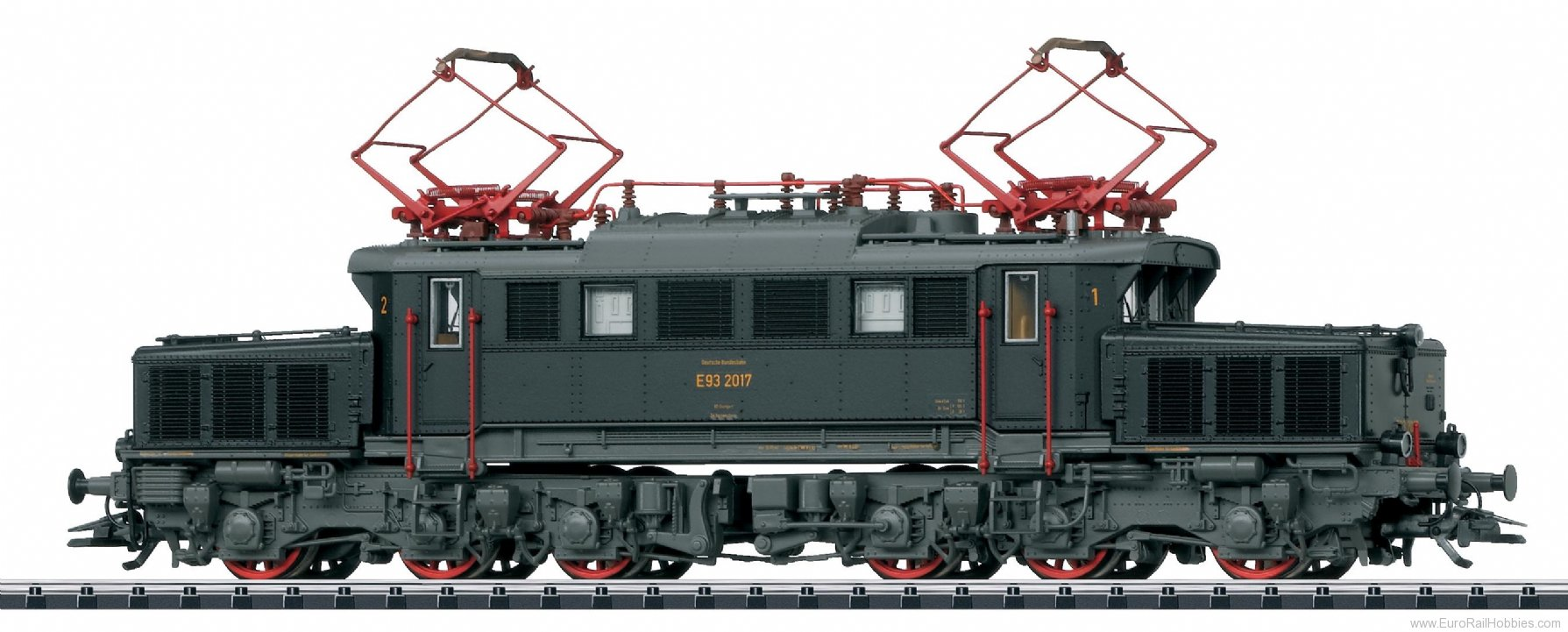 Trix 22871 Trix 2017 Toyfair cl E 93 Electric Locomotive