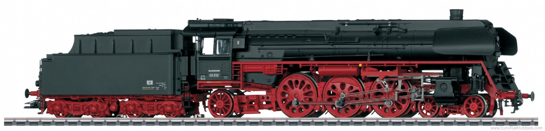 Trix 22905 DR Express Steam Locomotive BR 01.5 with Coal