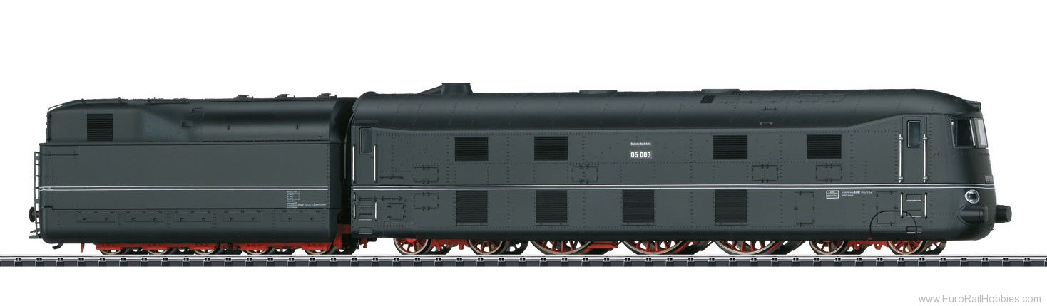 Trix 22916 DRB cl 05 Cab Forward Steam Locomotive w/Tend