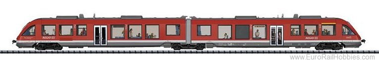 Trix 22930 DB AG Class 648.2 Diesel Powered Commuter Car