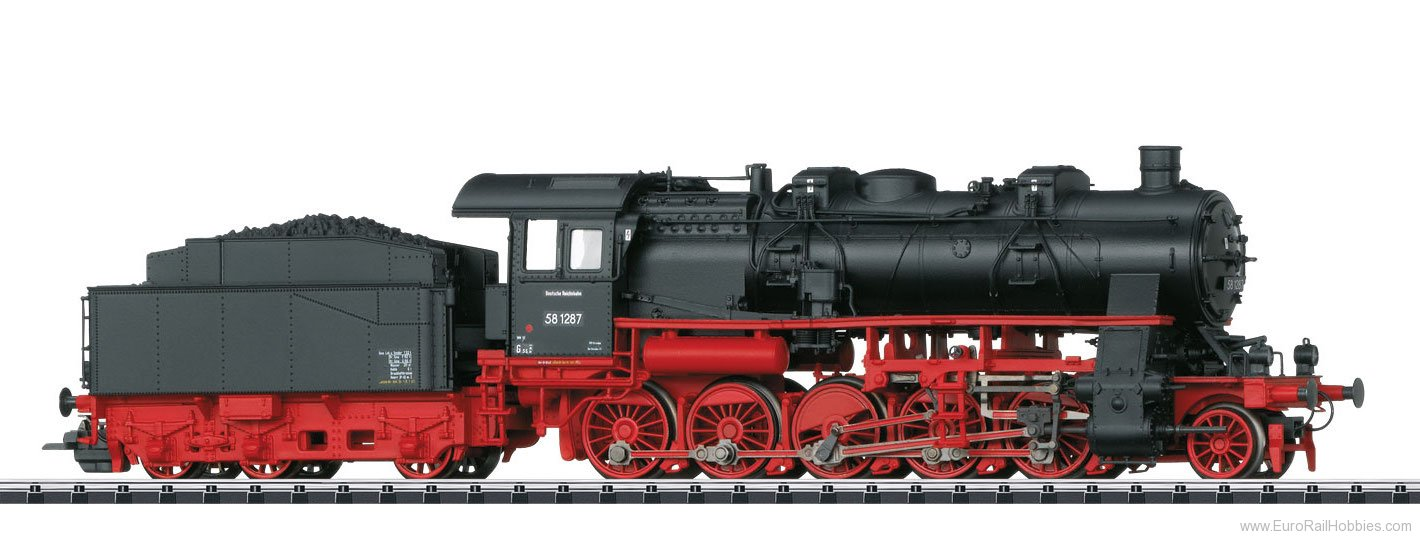 Trix 22936 DR/DDR cl 58.10-21 Freight Steam Locomotive,