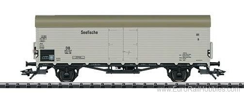 Trix 24036 DB Refrigereated Seafood Freight Car