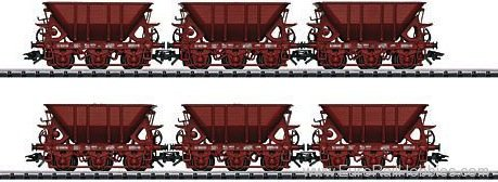 Trix 24238 SJ Ore Car Set 2 (New Tooling for 2013)