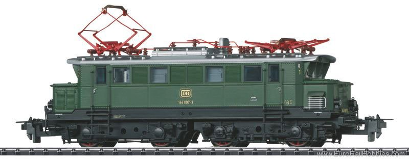 Trix 32441 DB cl 144 Electric Locomotive MFX/DCC w/Sound