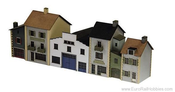 Minitrix 66304 Kit for French Town Houses