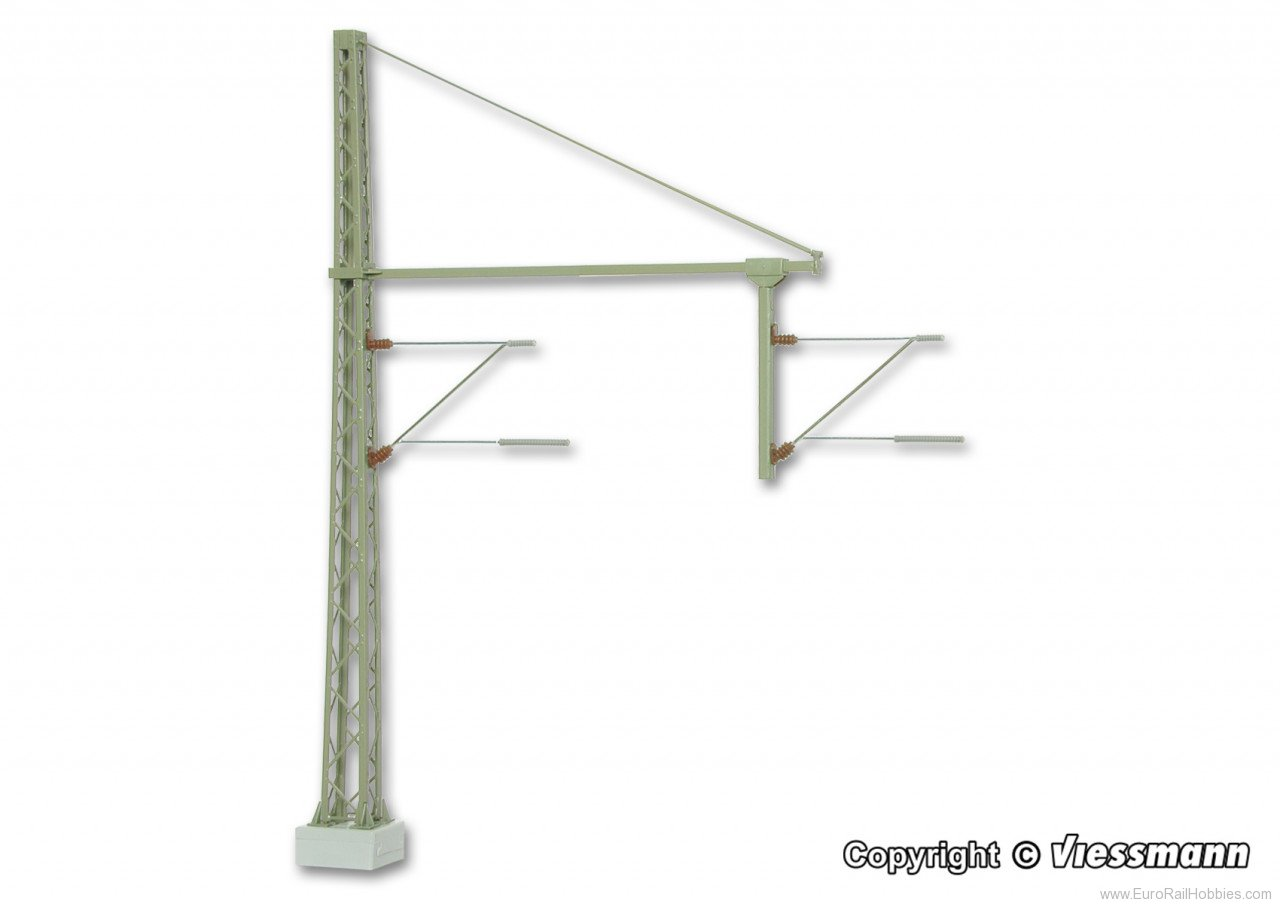 Viessmann 4160 HO Suspended box girder covering two tracks