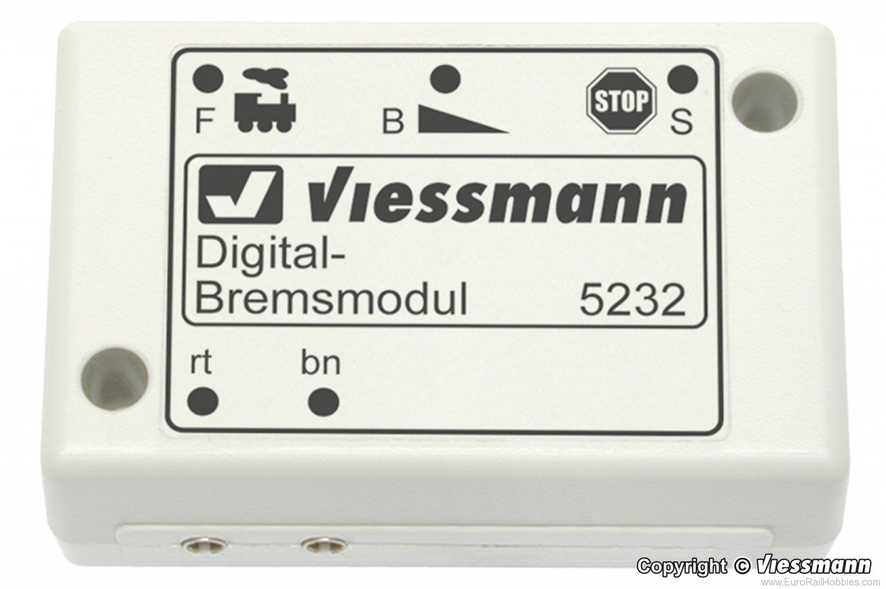 Viessmann 5232 Digital slow down unit