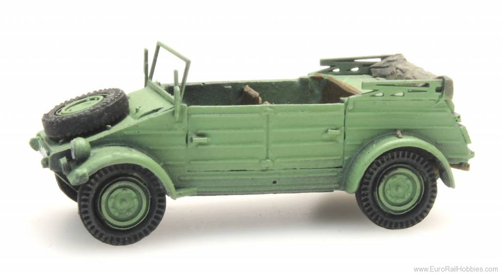 Artitec 387.237 Kübelwagen VW 82 Green CIVIL
