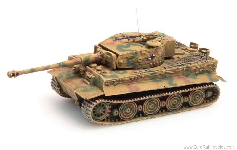 Artitec 387.76 German Army Tiger I w. Zimmerit 1944 (Wittman