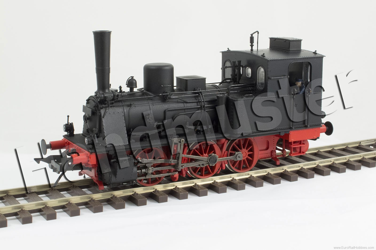 Lenz 40289.01 DB BR89/T3 Steam Locomotive DCC w/Sound