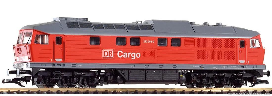 Piko 37581 G Diesel Locomotiveomotive BR 232 DB Cargo