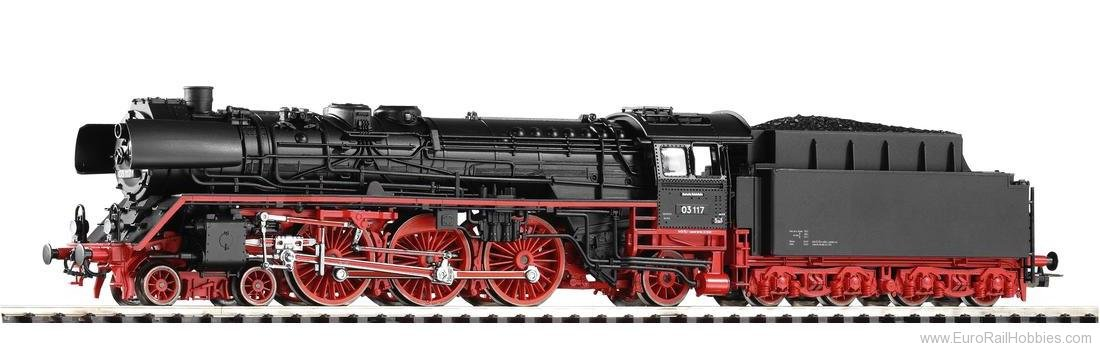 Piko 50114 Steam Locomotive BR 03