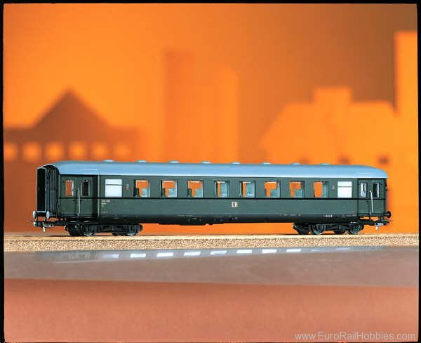 Piko 53273 Coach 2nd Cl. DB III - Classic Line
