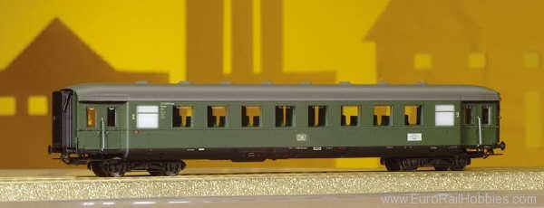 Piko 53275 Coach 2nd Cl. DB III - Classic Line