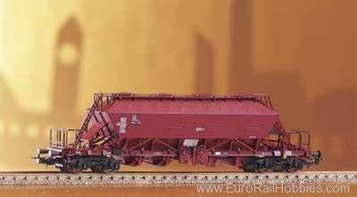 Piko 54310 4-Axle Covered Hopper Uaoos933 DR IV - Classi