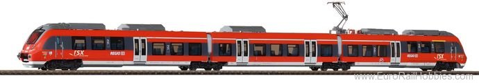 Piko 59304 Talent 2 BR 442 Rhein Sieg DB VI 3-Unit (AC V